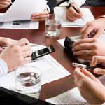 Helping Businesses Conduct Business