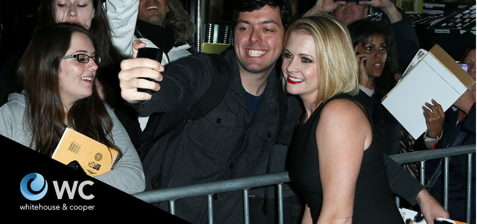 Got a Selfie of You and a Celebrity? Be Careful How You Use It.